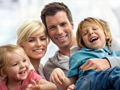 Massachusetts family with life insurance
